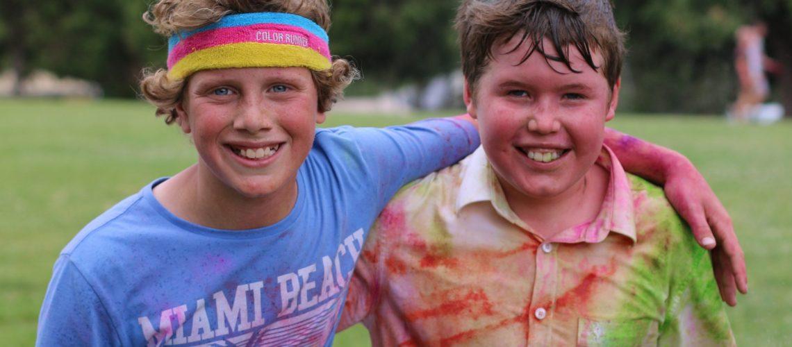 Austin and Jasper